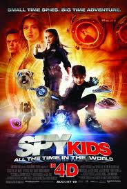 Spy Kids 4: All The Time In The World online divx