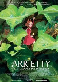 Arrietty Y El Mundo De Los Diminutos online divx